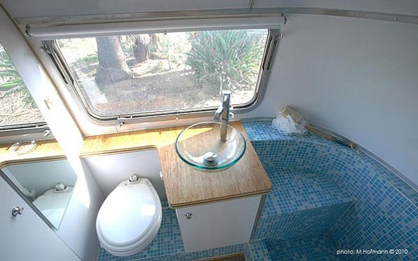 Rv Bathroom Travel Trailer