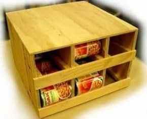 Rv Food Storage Spice Racks