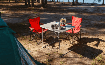 Best Foldable Camping Table