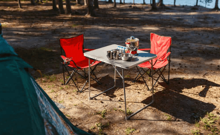 Awesome Best Foldable Camping Table Ultimate Buyers Guide Camperism Pdpeps Interior Chair Design Pdpepsorg