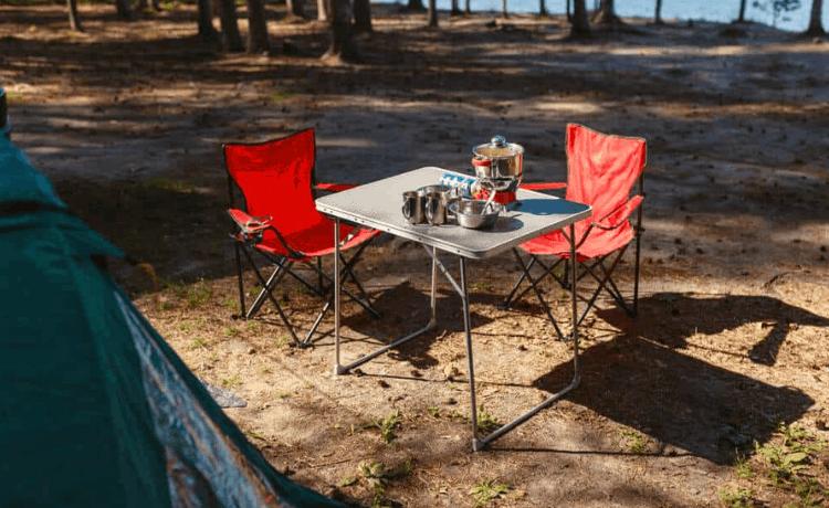 Peachy Best Foldable Camping Table Ultimate Buyers Guide Camperism Inzonedesignstudio Interior Chair Design Inzonedesignstudiocom