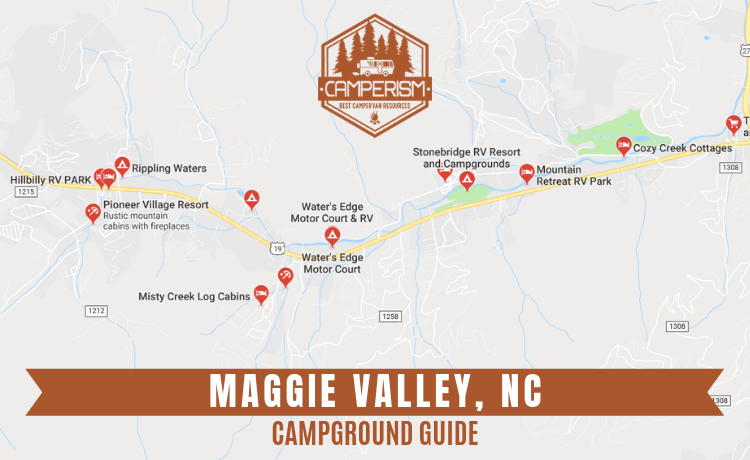 Campgrounds in Maggie Valley
