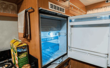 best RV refrigerator guide