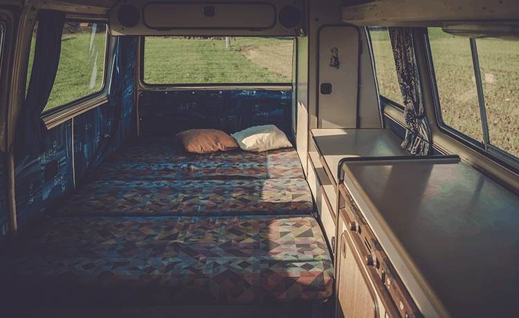 Campervan interiors kits