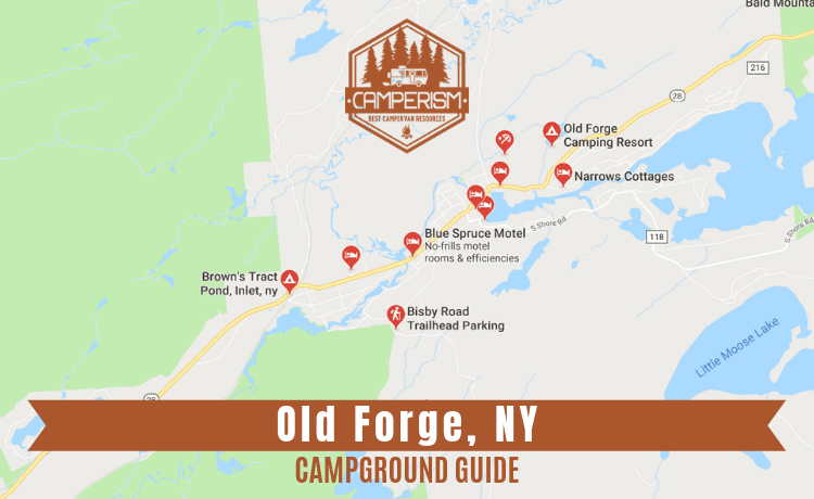 Campgrounds in Old Forge NY
