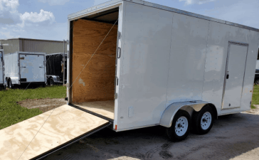 Tall Enclosed Trailer Archives Camperism