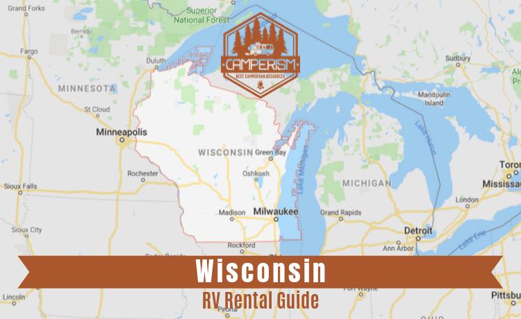 RV rental in Wisconsin