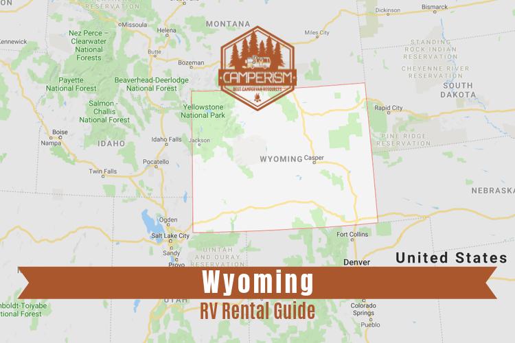 RV Rental in Wyoming