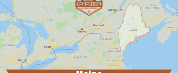 RV rental in Maine