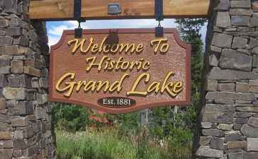 Campgrounds in Grand Lake Colorado