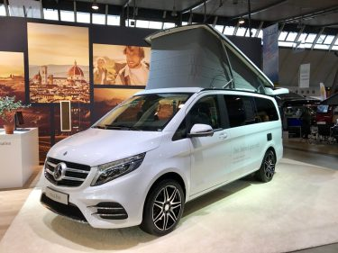 Die Basis: Marco Polo von Mercedes-Benz
