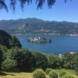Sacro Monte di San Francesco Aussicht