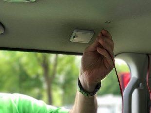 Viel Fummelarbeit für das Glamping-Feeling im Multivan!