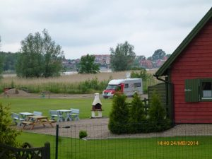 Camperplaats Wolin
