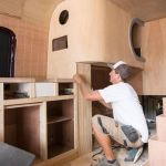 12 HOW TO DESIGN the Campervan to be Minimalist