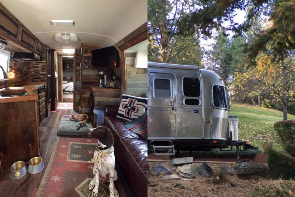 22 Awesome Camper Van Conversions