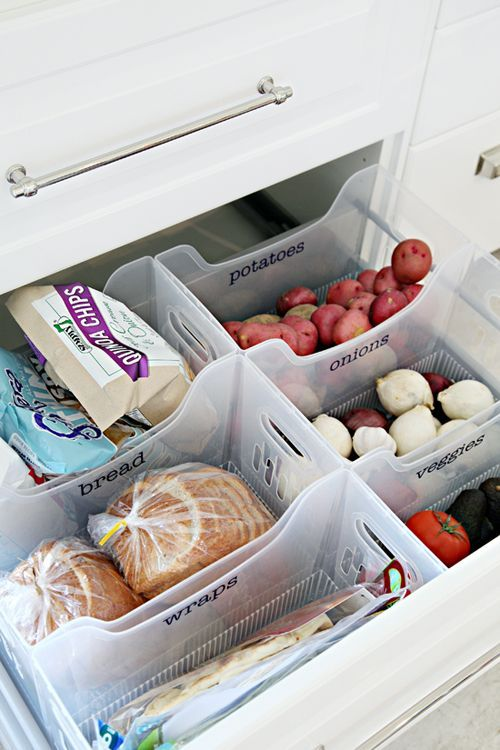 11 Cheap And Easy Ways To Organize Your RV/Camper Kitchen Storage