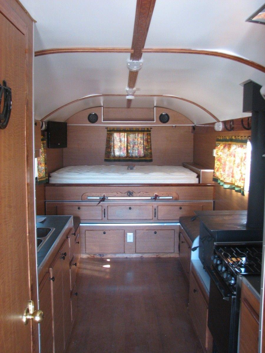 10 Best Enclosed Trailer Camper Conversion Ideas - Camper Life