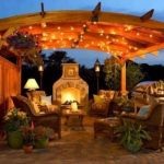 12 Outdoor Lighting Ideas To Inspire Your Spring Backyard