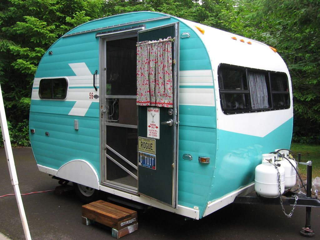 11 Amazing Vintage RV Restoration