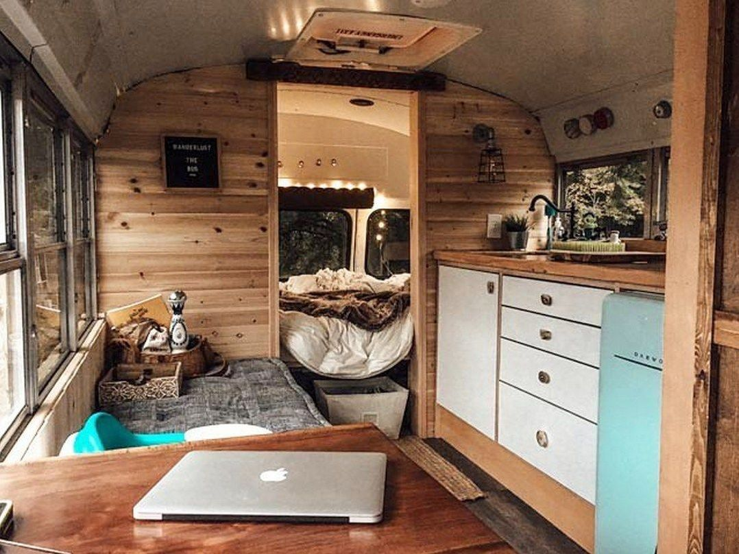 17 Must See Tiny House & Bus Conversion