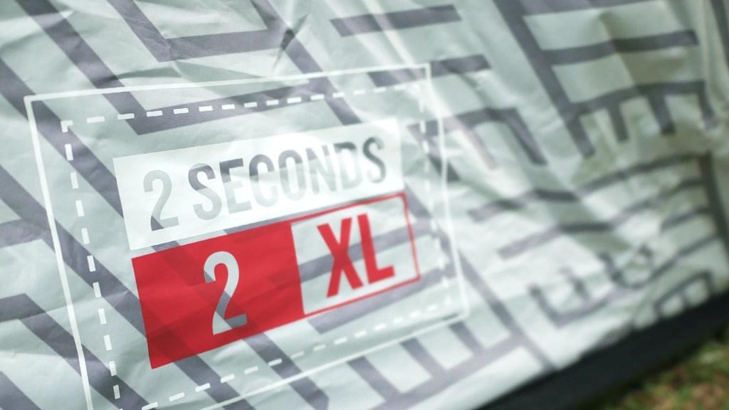 ケシュアキャンプ ポップアップテント2SECONDS XL