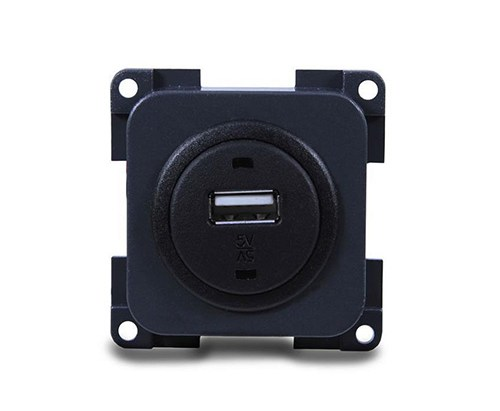 Van USB charge socket.