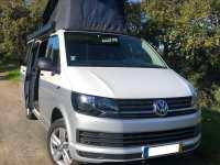 VW T6 para frente de venda.