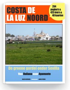 Cover e-reisgids Costa de la Luz