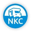 NKC logo. (Reisgids Spanje).