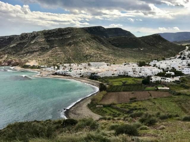 Vanuit Las Negras kun je fantastisch wandelen door Cabo de Gata.