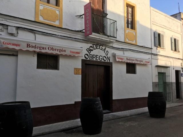 Bij Obregón aan de Calle Zarza 51 is niets gedesignd.
