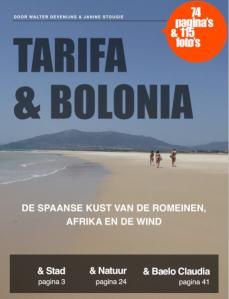 cover e-reisgids Tarifa & Bolonia