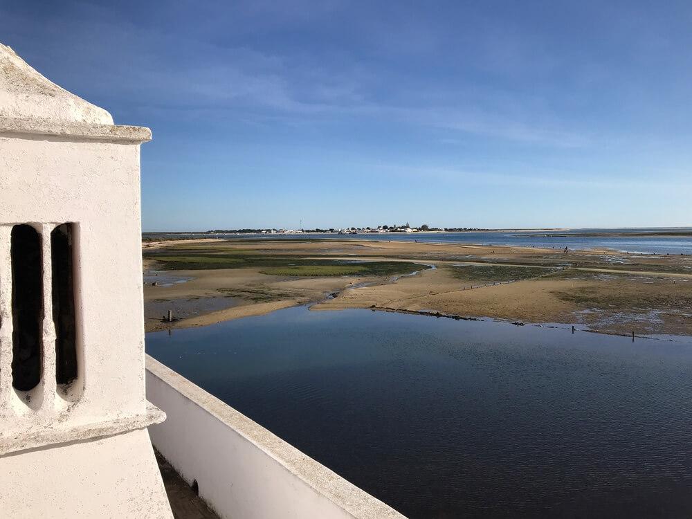 Algarve (Olhão) in de winter. Heel veel zon. Meestal.