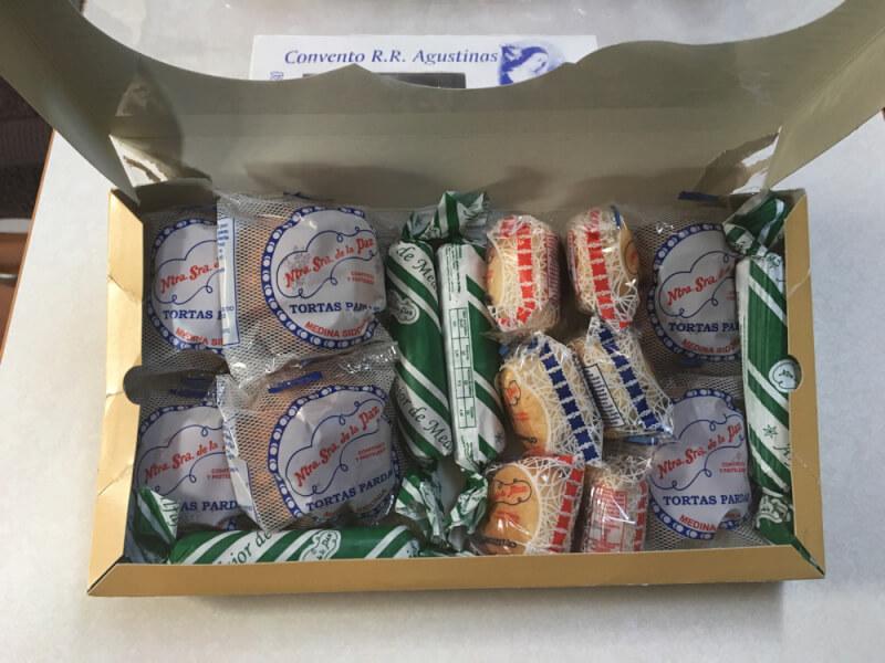 Cookies...uit Spanje