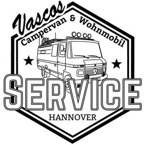 Logo Vascos Campervan und Wohnmobil Service