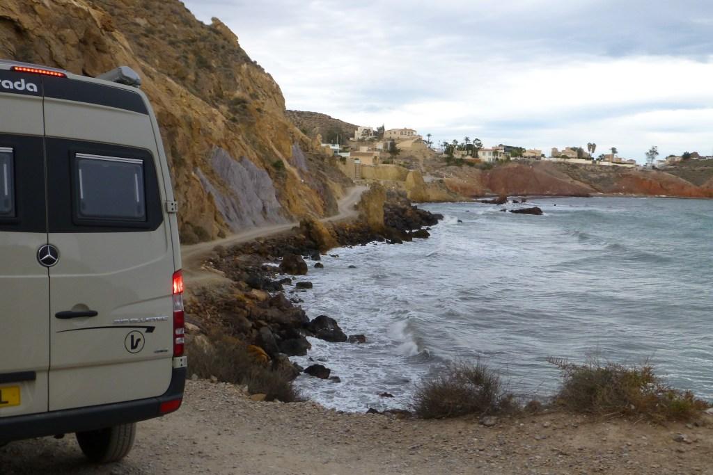 Remote coastal villages