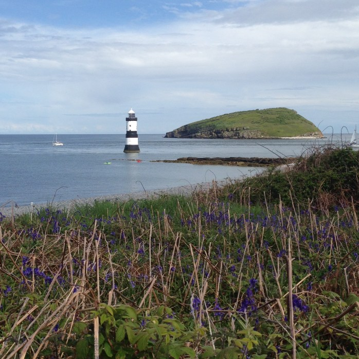 Penmon and Puffin Island Angelsey Campervan tour North Wales