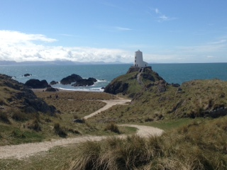 Llandwyn Island North Wales