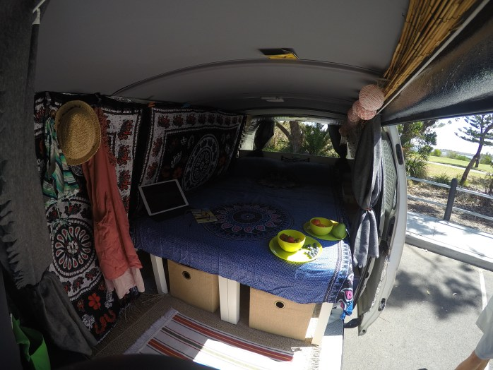 campervan conversion Australia
