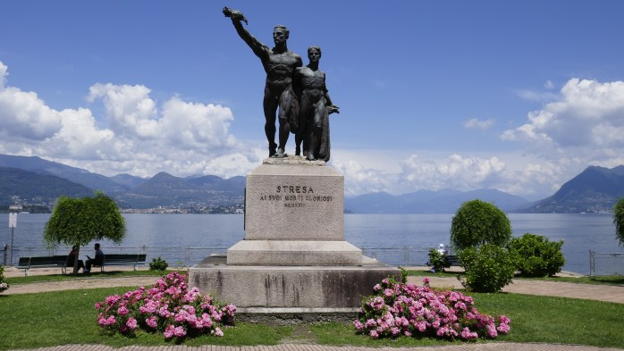 Lake Maggiore, Italy Brits abroad where are they