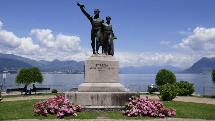 Lake Maggiore, Italy Brits abroad where are they