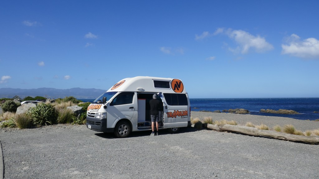 Travellers Autobarn New Zealand Campervan Hire