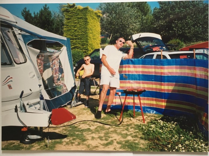 Travels with the Children In our Caravan