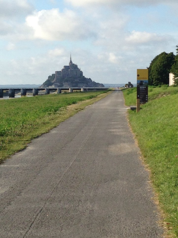 A motorhome tour of Normandy