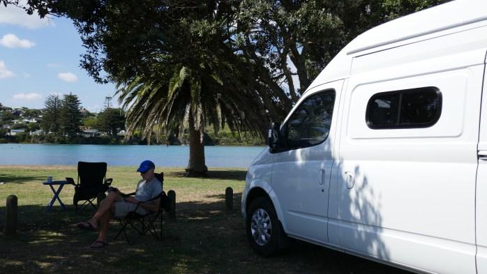 self build campervan vanlife