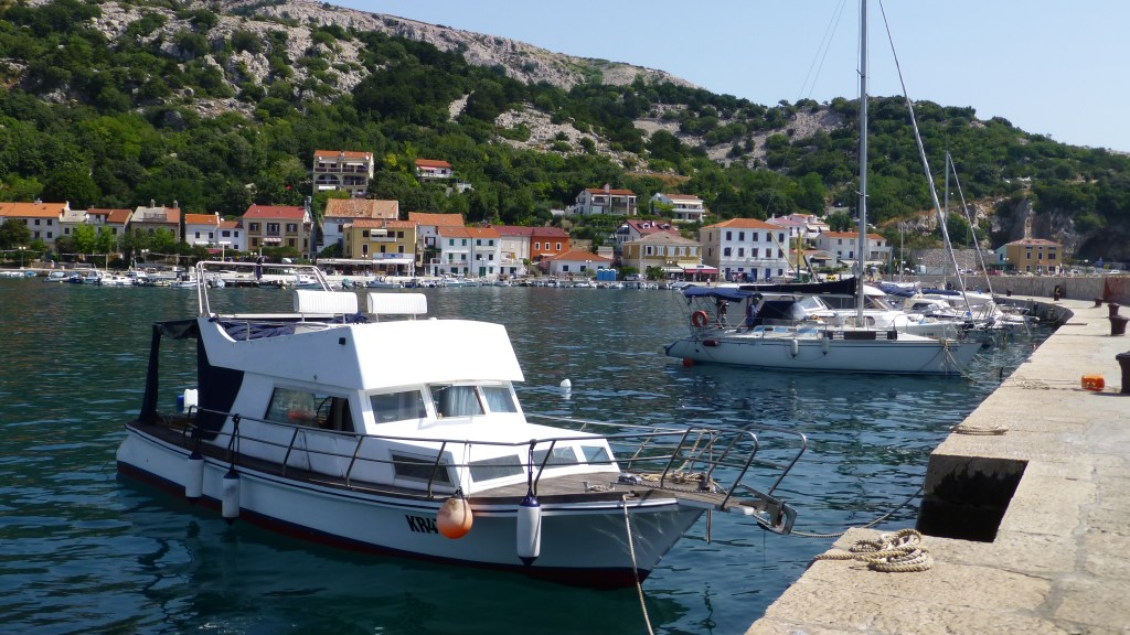 Touring Croatia in a motorhome