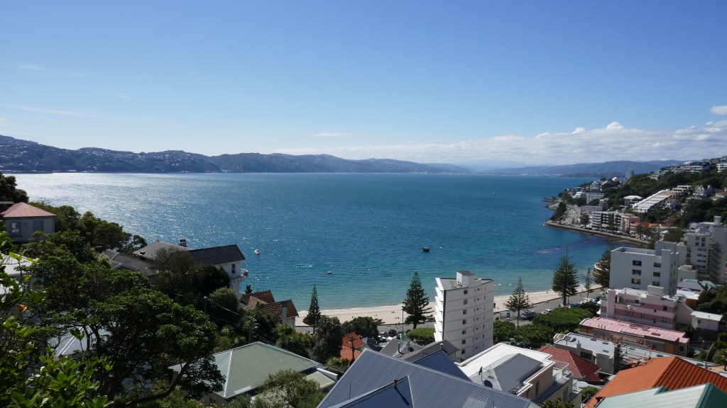 WELLINGTON NEW ZEALAND ONE COOL CAPITAL
