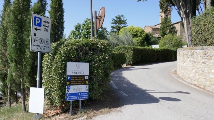 Volpaia Tuscany