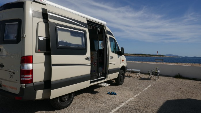 Motorhome Aires in France and Europe